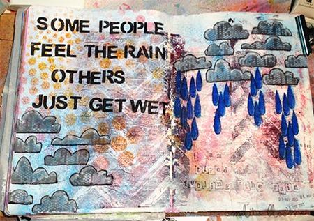 Melita Bloomer - Rain
