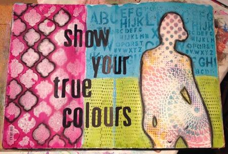 Melita Bloomer - True Colours