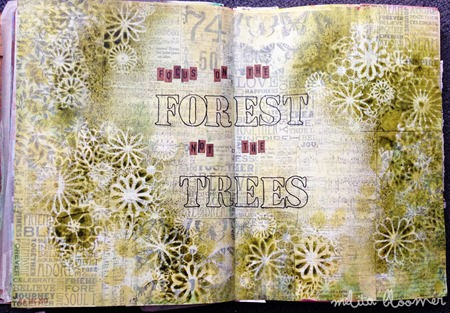 Melita Bloomer - Focus on the Forest 2