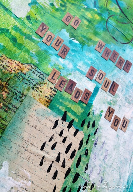 Melita Bloomer - Where Your Soul Leads You