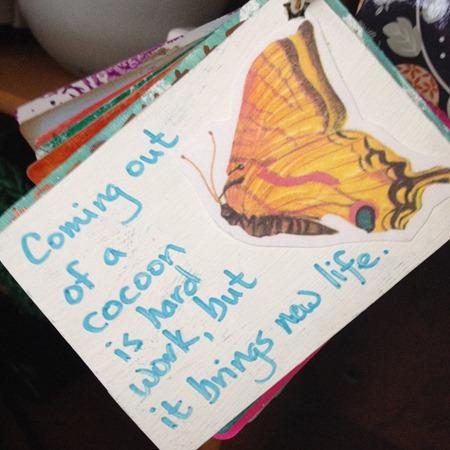 Inspiration Deck via Artful Fancies by Melita Bloomer