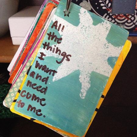 Inspiration Deck via Melita Bloomer
