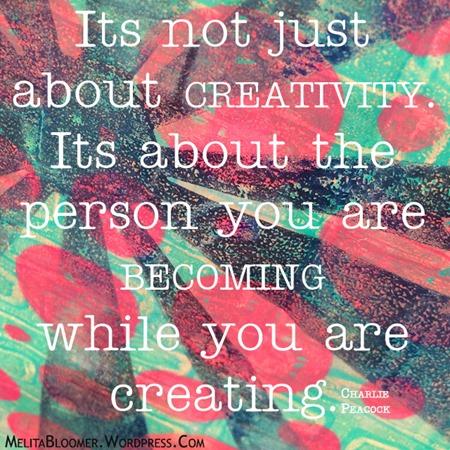 MelitaBloomer: Becoming