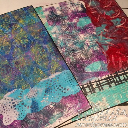 Melita Bloomer - Junque Journal Covers