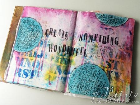 Melita Bloomer - Something Wonderful