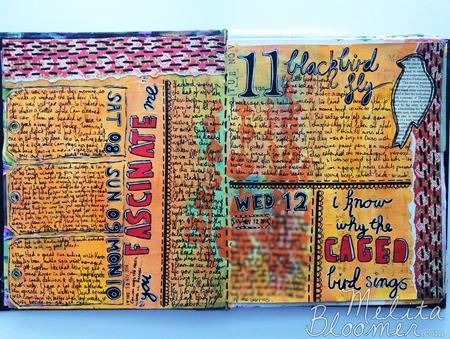 Melita Bloomer - Junque Journal